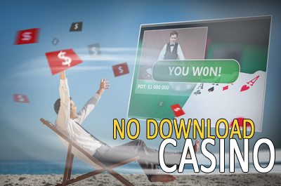 no download casino